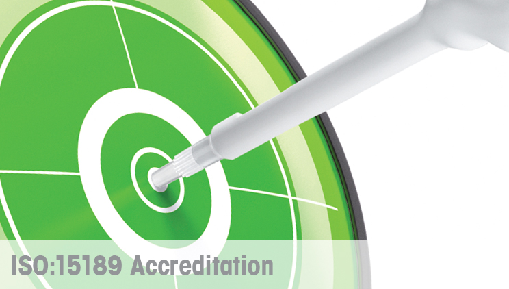 ISO 15189 Accreditation