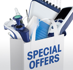 Pipettes, Tips and Laboratory Consuamble Special Offers. Start Saving with Anachem Today
